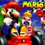Mario Kart 64: Race with Your Buddies
